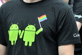 "benppollack:  In Case You Missed It: Google Exporting LGBT Love Around the World Google, one of the nation's most LGBT-friendly companies in the United States, is exporting its inclusive philosophy abroad through a ""Legalize Love"" set to launch tomorrow in first Poland and Singapore and then, they hope, the rest of the world. Instinct offers more details:  Gay Star News says the campaign ""will tackle places where it is illegal to be gay, or where there are other anti-gay laws or where the culture is homophobic."" Google, long known for their pro-LGBT business practices, has a clear goal. The company's Mark Palmer-Edgecumbe says: ""We want our employees who are gay or lesbian or transgender to have the same experience outside the office as they do in the office. It is obviously a very ambitious piece of work."" Google will join forces with other non-government organizations (NGO's) to lobby the governments.   :D!!! MY COUNTRYGOOGLE ILU also lol at the comments being inaccurate. I LIVE HERE. YOU GUYS ARE BEING WRONG ON THINGS."