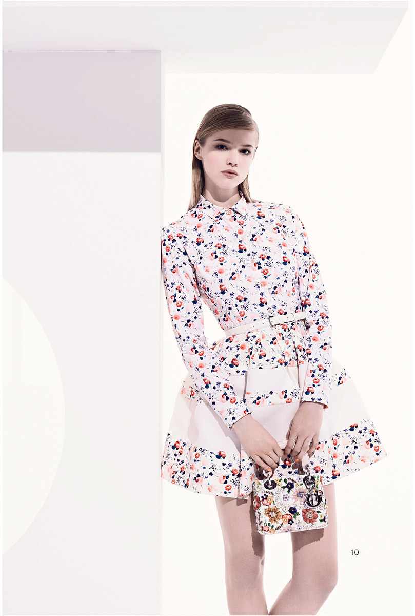 Christian Dior Resort 2013 Peplums en la casa. ….. Christian Dior Resort 2013 Peplums in da house.