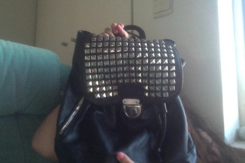 My new bag! I love it *.*