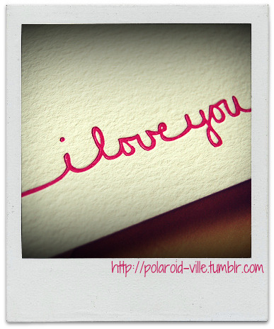 I love you.  http://polaroid-ville.tumblr.com