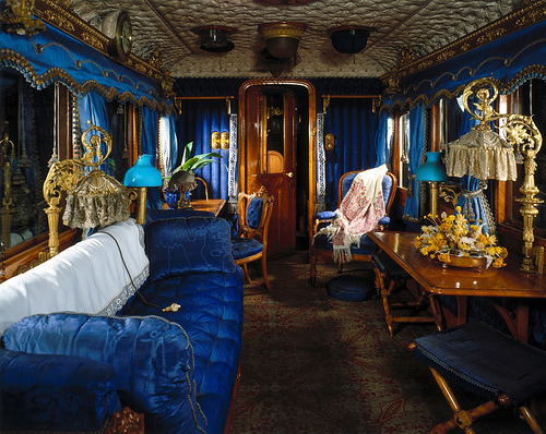 preservewoodbury:  Queen Victoria's railway carriage.