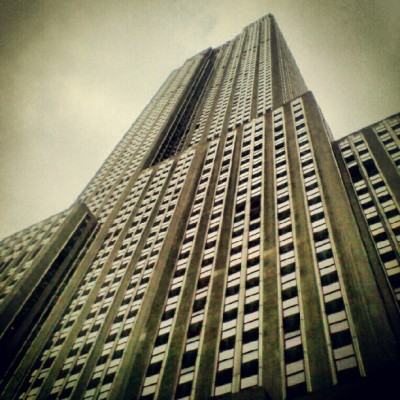 Empire State Building (Taken with Instagram)