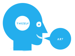 5 Reasons Getting to Know Yourself is the Key to Finding Your Artistic Voice1. Understanding what moves you helps you move others!This video was shared with me by my friend John Stanbury from Advice to Sink in Slowly (who I made this print for). It's basically about the old 'write what you know' idea but clarifying it from writing what you know circumstantially, to what you emotionally know. When you identify the moments in your life when you 'felt the most' (either from life or from media) you can start to develop an emotional palette for your work. For me a lot of what I work with is childhood over the top melancholy(!) (thinks Charlie Brown Christmas and Fraggle Rock) and absurd humor (The Muppets and Spongebob)2. Knowing your personality type helps you play to your strengths!Some people hate the myers-briggs test, and I'm not one of those people. There are problems with personality tests, but don't throw the baby out with the bathwater. I suggest taking this personality test here.  Take that result, the 4 letter archetype, and read about it online. This helped me realize I prefer to lean towards evoking emotion in my work rather than engage thinking. Huge in my development!3. Realize the differences between you and your influences!In college I discovered a lot of work that moved me so much that I just felt defeated that I hadn't made it. It felt like I was looking at work I would have made based on my life and personality! Learning about myself helped me realize all the ways I am unique and different from all other designers out there that inspire me, then I focused and pushed hard into my differences to set myself apart as much as possible.4. Finding what's important to you enriches your artistic voice!I suggest writing a list of the things that are most important to you. Write a top ten list of the most important people to you, movies, books, beliefs, etc. The more you write and identify the more you can inject it into your work. When you start finding these things and injecting them into your work the easier for people to relate to your work because it gains authenticity. This adds nuance and humanity to your artistic voice.5. Knowing where you want to go gives you focus!When you take time to understand who you really are you start to get a sense of where you want to go. When you understand where you would like to be in 5, 10, 15 years you start to understand what type of work you should be doing. For instance, if you really want to be making your own graphic novels in 5 years you shouldn't be spending all your time trying to develop a style that works best on t-shirts.