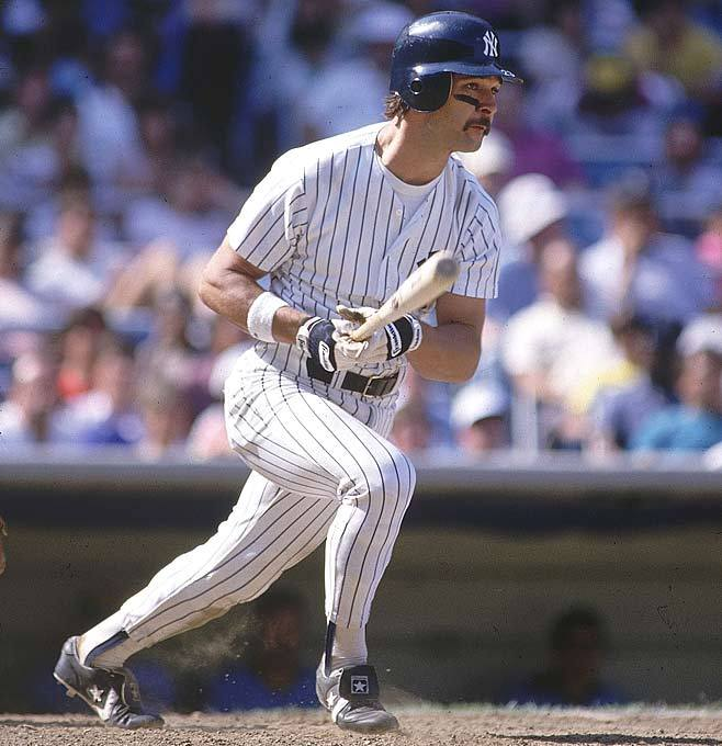(via Don Mattingly - 1985 - Iconic Yankees Photos - Photos - SI.com)