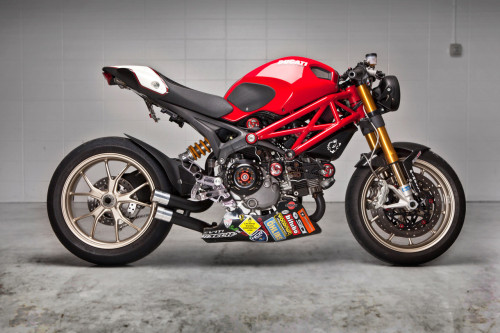 widecool:  Matt Costabile – Ducati Monster 1100R
