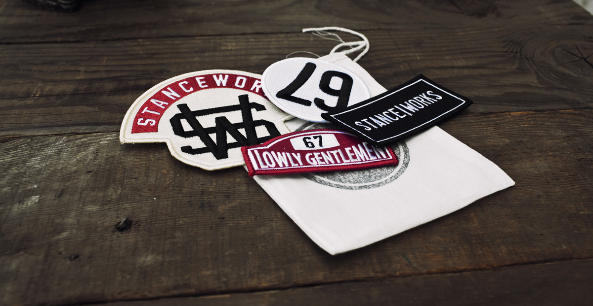viceriot:  swissstash:  codyleebrady:  the new Lowly Gentlemen Patch Collection