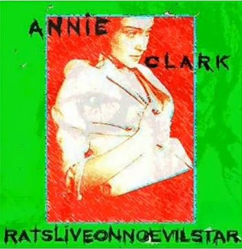 Annie Clark- Ratsliveonnoevilstar [2003] The debut EP from the lady who would become St. Vincent. It was made while she was attending the Berklee College of Music.