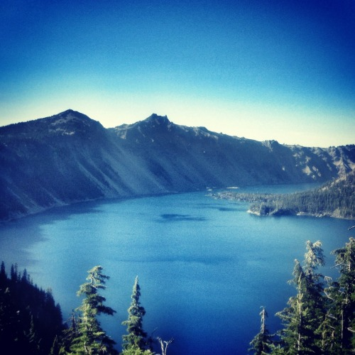 The Hunt is on! The clue :: this deep-blue lake is the deepest in its country, and a road trippin' favorite. Name your favorite road-trip spot (and include the country where this lake is found) and we'll put your name in a drawing to be Champ at 9pm PST.   Tweet your caption to @radandhungry, or post to Facebook. Champion of the Hunt wins a custom kit filled of awesomeness sourced from the May 2012 source country.