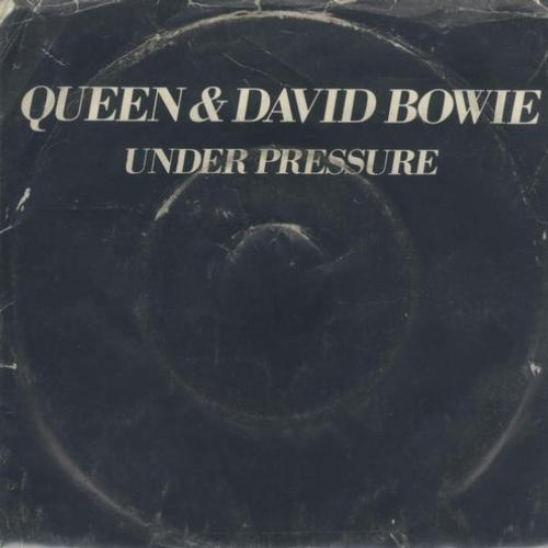 David Bowie And Queen - Day#271 Under Pressure