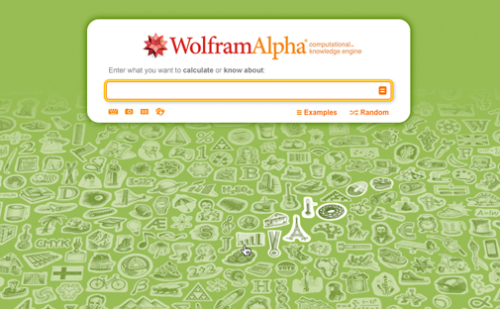 Head over to Wolfram|Alpha to see our brand new interactive illustrations front page! Learn more on our blog.
