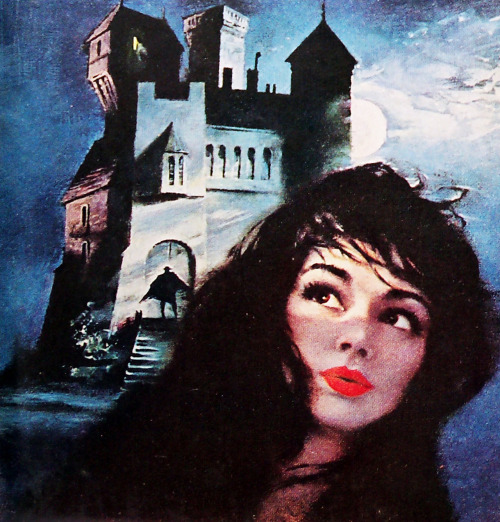 vintagegal:  Strangers in The Night, cover by George Ziel, written by Genevieve St. John, 1967