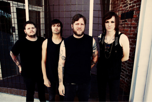 New photograph: Against Me!  Stoked I can finally share this with you.