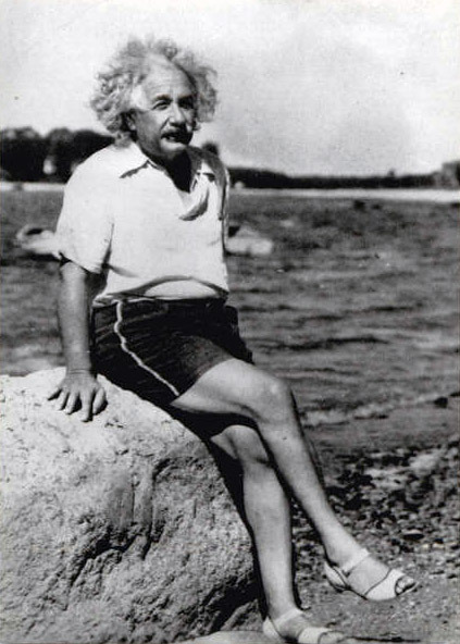Einstein on the Beach.