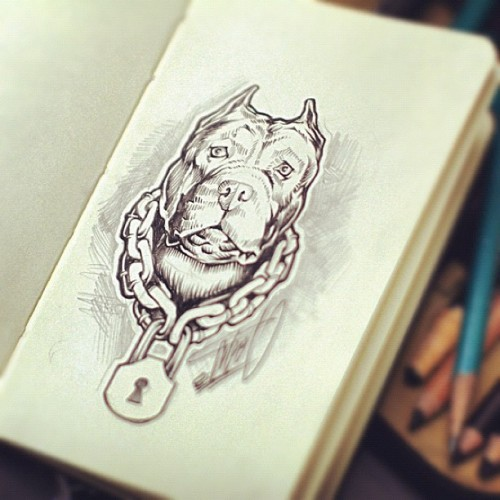 #ogabel #sketchbook pages (Taken with Instagram)