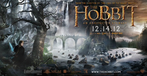 The Hobbit: An Unexpected Journey - Exclusive Scrolling Artwork at Entertainment Weekly Click through to the Entertainment Weekly website to view a superb panoramic scrolling and magnifiable artwork showcasing ten scenes from the upcoming first part of The Hobbit, featuring Martin Freeman, Ian McKellen, Richard Armitage and the rest of the major cast [and a few other surprises - Beorn anyone?]