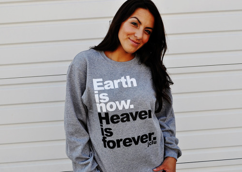 "Earth is Now Heaven is Forever- Inspired by Matthew 5:12 ""Rejoice and be glad, because great is your reward in heaven, for in the same way they persecuted the prophets who were before you."""