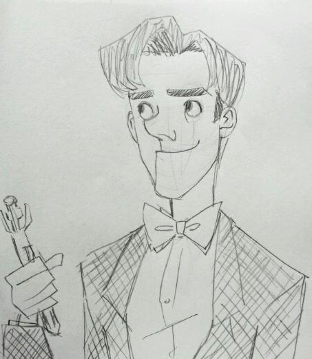 Congrats, Anon. You requested the 11th Doctor. I I made it presented by Disney.