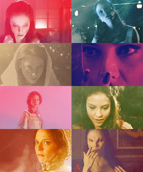 THE VERY LONG LIST OF AWESOME LADIES ON TV: Drusilla [BTVS & Angel]  Run and catch. Run and catch. The lamb is caught in the blackberry patch.