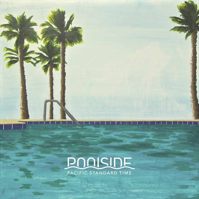 Poolside's Pacific Standard Time dropped today. We can't stop listening. Give it a whirl.