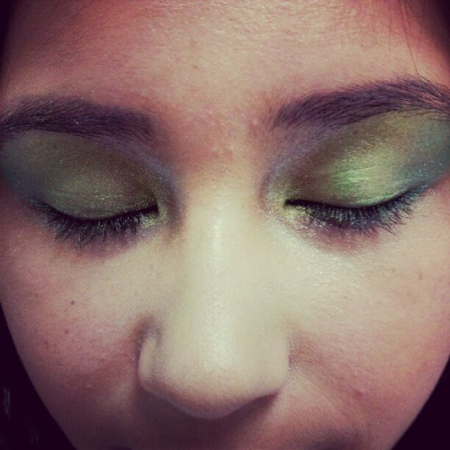Did Gabby's #makeup today! (Taken with Instagram at Steiner Institute Of Esthetics (Tempe Campus))
