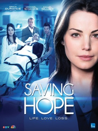 I am watching Saving Hope                                                  12 others are also watching                       Saving Hope on GetGlue.com