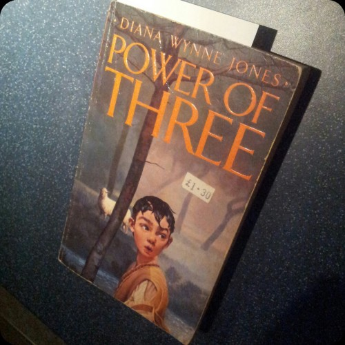 Any Diana Wynne Jones fans?