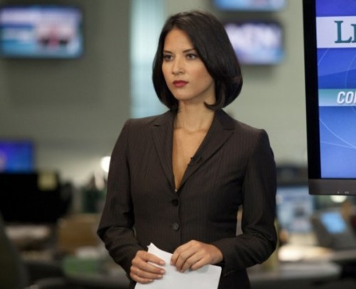 idtotesdoher:  Olivia Munn as Sloan Sabbith in the Newsroom  <3