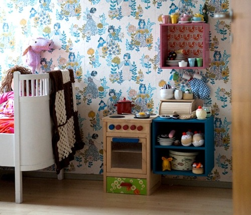 roomforkids:  (via Kids kitchen)