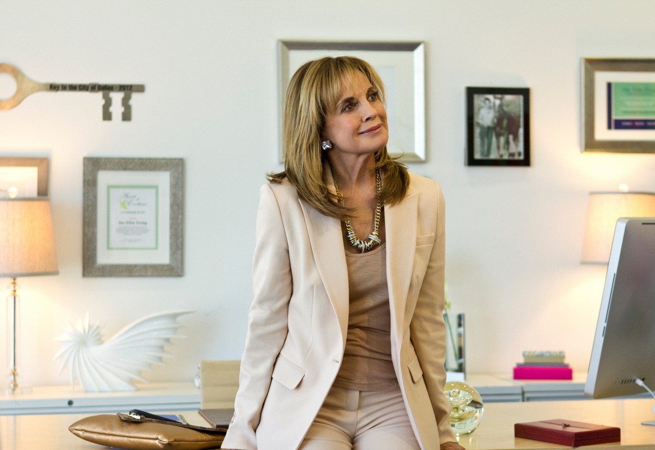 "Linda Gray wants more Dallas airtime — to which we say ""You go, girl!"" (Pic: Zade Rosenthal)"