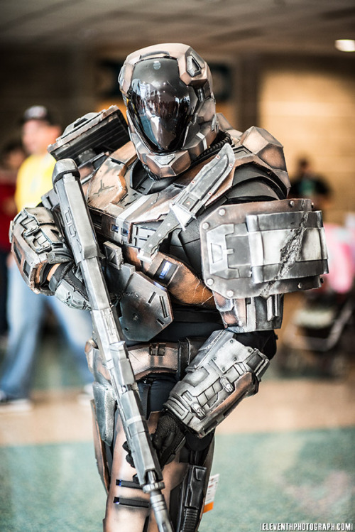 Best Halo cosplay I've ever seen.