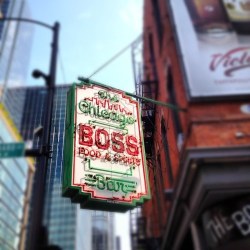 Boss.  (Taken with Instagram)