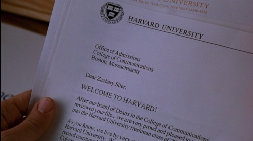 WELCOME TO HARVARD!!!!!!!!!!!!