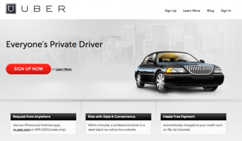 Uber-lame? DC City Council amendment could limit taxi-disrupting startup For some people, cabs can simply suck. In big cities, trying to tag down a cab can be annoying or (if you live in a bad or far-away neighborhood) an exercise in futility. One startup, Uber (which, via an app, sends a private sedan right to wherever you're standing), cuts through the annoyingness of cabs — you pay a little more, sure, but it's much less frustrating. However, it's also disruptive, which is why Washington DC's City Council is considering a new taxi modernization bill that would effectively limit Uber's future ability to expand — by preventing the company from offering a low-cost service. The company actually rolled out one recently, but because of the proposed new law (which also, to be fair, does such things as force DC cabs to have GPS devices and take credit cards), couldn't launch it in the District. Understandably, the company is kind of upset about this. Though, on the other hand, DCist points out that the amendment effectively legalizes the more-expensive service in the District, too. source Follow ShortFormBlog: Tumblr, Twitter, Facebook
