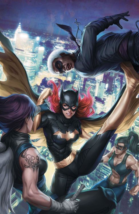Market Monday Batgirl #11, written by Gail Simone  Part two-of the introduction of KNIGHTFALL - BATGIRL'S deadliest foe yet! BATGIRL takes on three new foes - the henchmen of GOTHAM CITY'S new super-villain, KNIGHTFALL!  ~Preview~