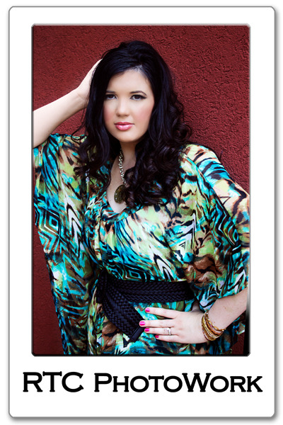 RTC PhotoWork:  Westlake Beauty Photographer Ashley Glamour Session