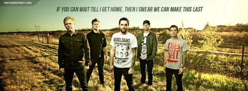 A Day To Remember Facebook Covers