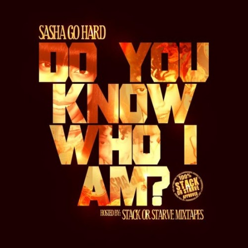 smackdahoe:  Sasha Go Hard – Do You Know Who I Am? SGH drops her second mixtape which features fellow lady hittaz Katie Got Bandz, and Chella H. Production includes Young Chop, Block on da Trakk, Southside, DJ Kenn and a few others! Download via Sendspace