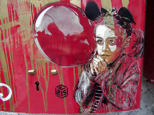 C215 - Milano (IT) by C215 on Flickr.