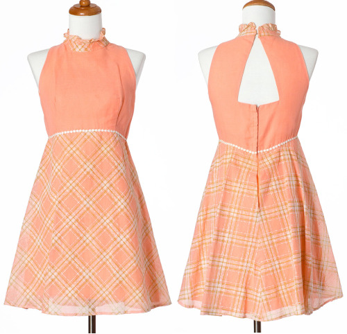SHORTCAKE DRESS (1960s)Available Now from They Roared Vintage