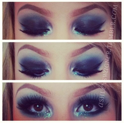 keep a lookout for the tutorial of this look on my youtube channel! :) youtube.com/missashwag