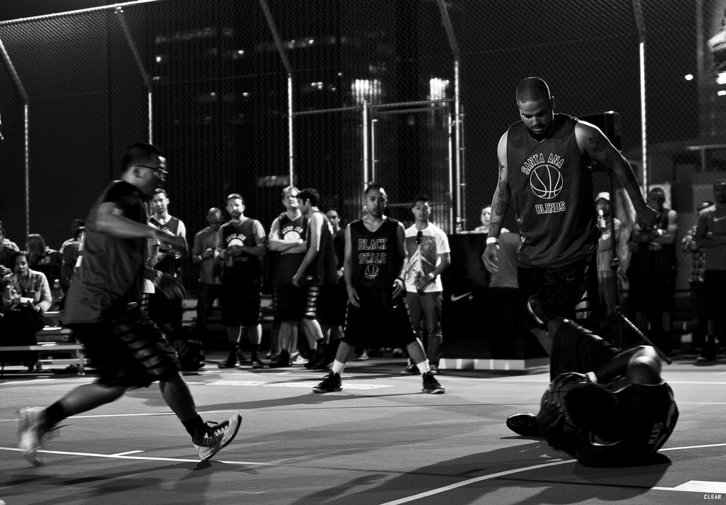 Nike 3v3 Tourney at The Montalban!!! BLENDS/BTNC!!!  www.Beatniconline.com
