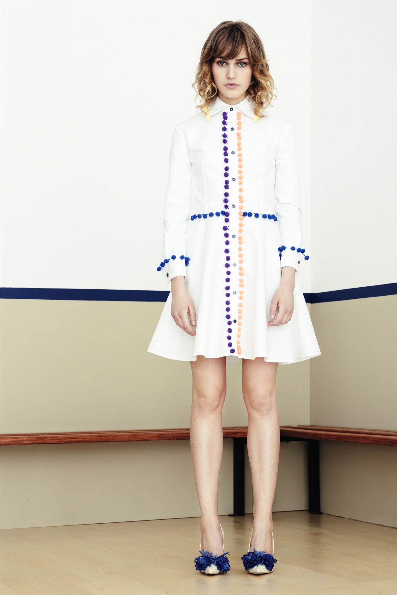 Karolina Waz for House of Holland, resort 2013