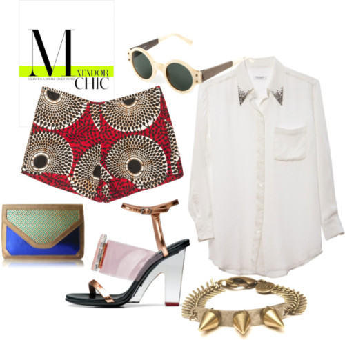 Untitled #227 by blackblonde featuring acetate sunglasses