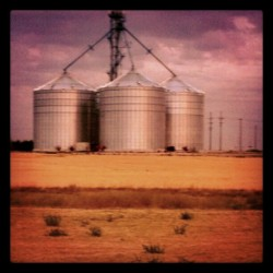 Taken with Instagram at Fowler, KS