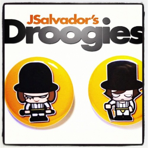 my droogies are back on etsy.  (Taken with Instagram)