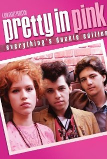 It's an '80's kind of evening. Also, Andrew McCarthy was very cute.