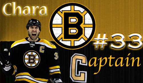 pensfan4lfe:  Boston Bruins Captain Zdeno Chara!
