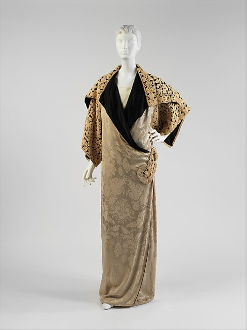 Paul Poiret | Opera Coat | c. 1911