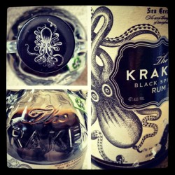 #Kraken #spiced #rum #octopus #alochol #PicFrame #instagraphy #instaography #hipster #iphoneography #instagood #instamood #follow #instatigram #picoftheday #popular #picture #webstagram #photooftheday #love #goodvibes #photo #picture #camera #rad #teamfollowback #followforfollow  (Taken with Instagram)