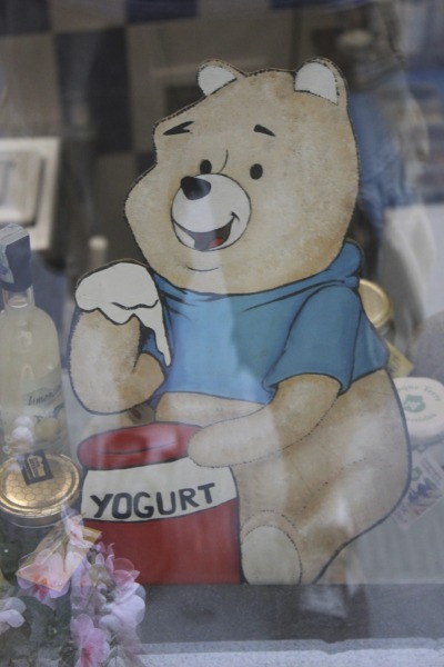 Alright Pooh Bear, that's just disgusting. (also from Cinque Terre)